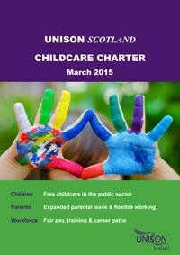 UNISON Scotland Childcare charter March 2015