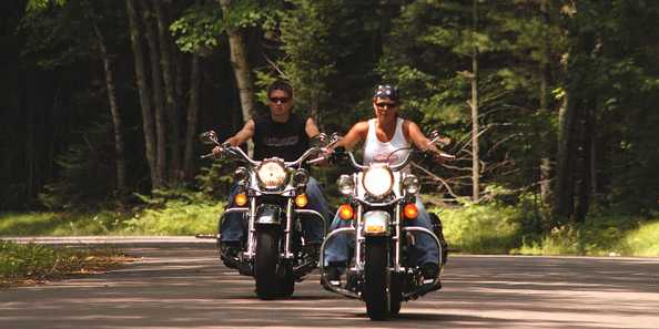 motorcycle ride in wisconsin