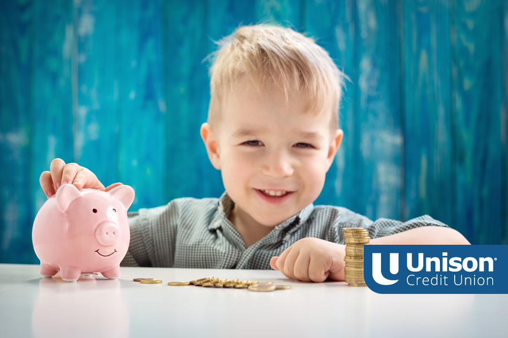 empowerment series kid learning money tips