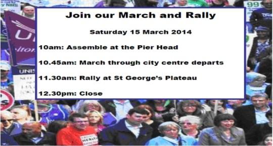 Liverpool Rally Times