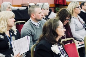 Photograph of UNISON Southend-on-Sea members at AGM 2018.