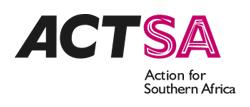 ACTSA logo