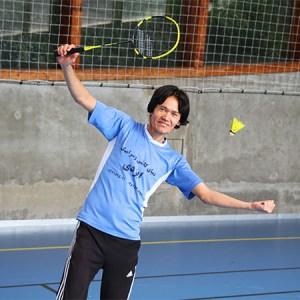 badminton up sport