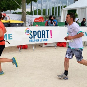 running Up Sport run