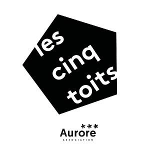 Les Cinq Toits Aurore association logo