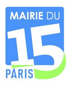 Mairie du 15e Paris logo