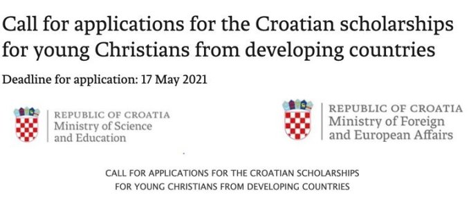 Croatian Government Undergraduate & Graduate Scholarships 2021/2022-Fully Funded