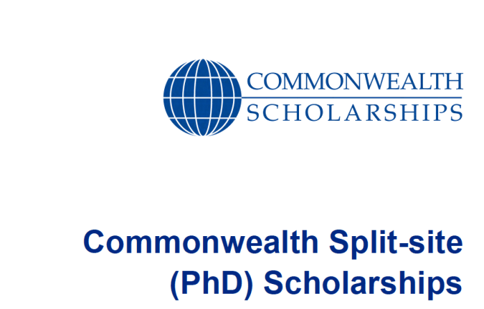 Fully Funded Commonwealth Split-site (Ph.D.) Scholarships 2021/2022 (for low and middle-income countries) to Study in the United Kingdom