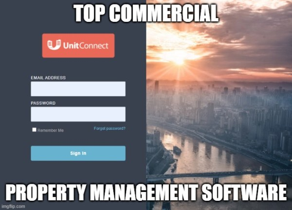 top commercial property management software