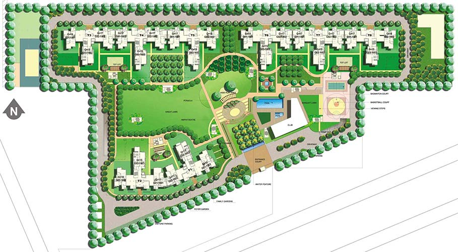 Residential Golf Course Extension Road Apartment Projects Gurgaon Unitech Escape