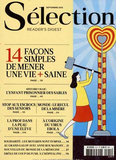 Zeitschrift Selection Readers Digest France im Abo kaufen ...