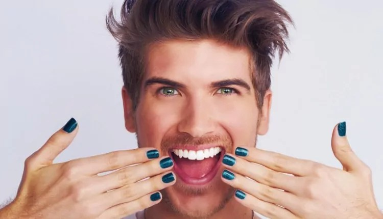 Joey Graceffa releases crystal theme nail polish collection - United ...