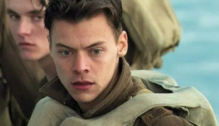 you probably missed this harry styles scene in dunkirk united by pop harry styles scene in dunkirk