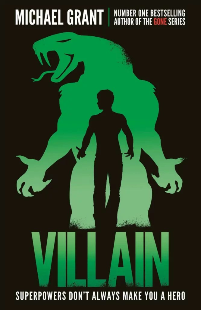 Villain Michael Grant