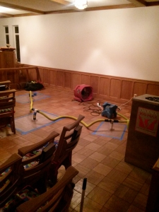 Water Damage Restoration for Wood Floors