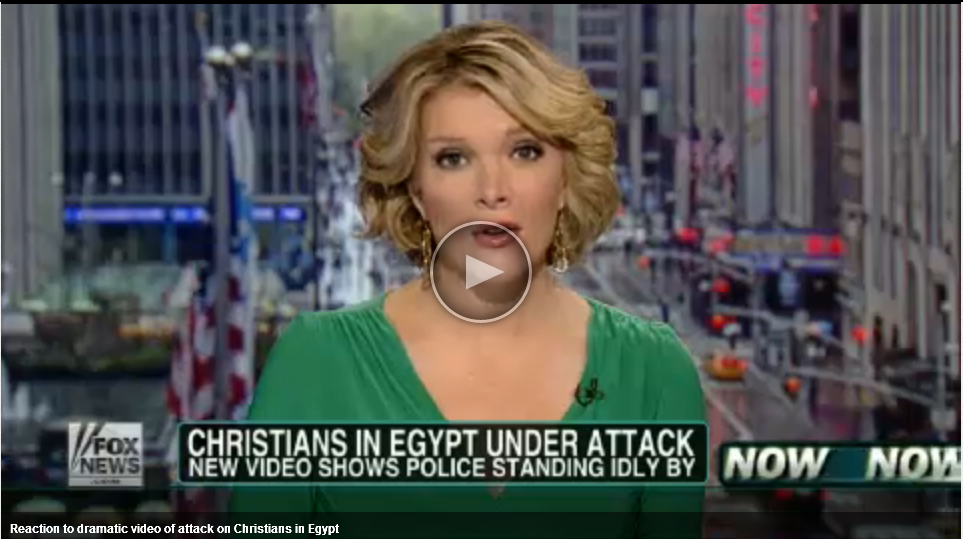 christians in egypt under attack