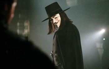 """Fotograma de la película """"V de Vendetta"""". Fuente: http://themovierat.com/"""