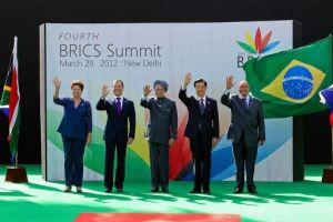Jefes de Estado de los países del BRICS en la conferencia-cumbre del año 2012. [Roberto Stuckert Filho - Presidency of the Republic (Brazil) vía Agência Brasil]