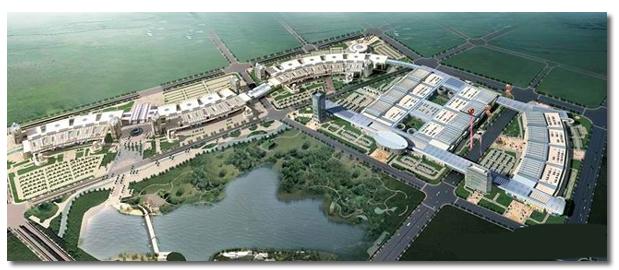 Mercado de Yiwu. Fuente: Wikipedia