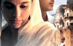 Cartel de la película Agua, de la directora india Deepa Mehta