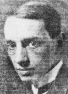 El arquitecto alemán Herman Sörgel [Wikipedia]