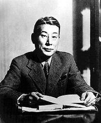 Chiune Sugihara. Imagen: Wikipedia.