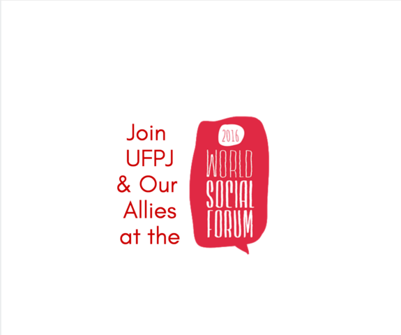 united for peace and justice world social forum
