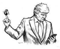Trump Tweet by Brian Phillips