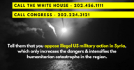 call syria
