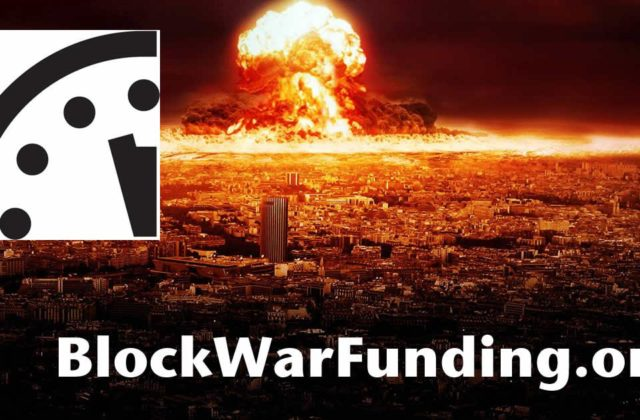 block war funding