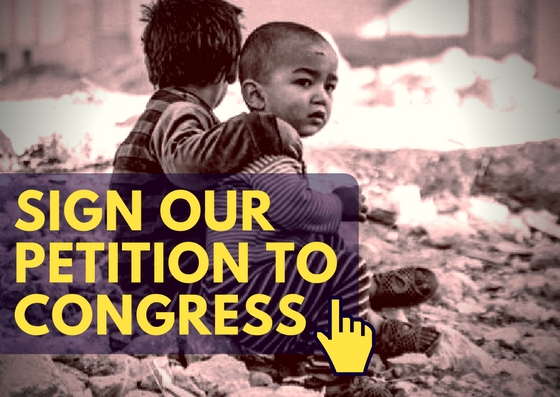 Petition Syria