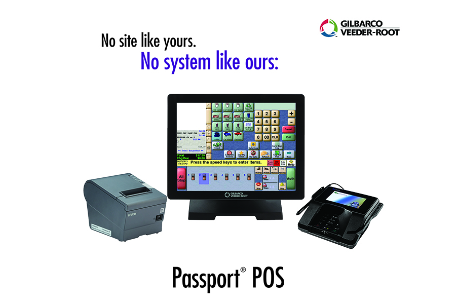 Gilbarco Passport