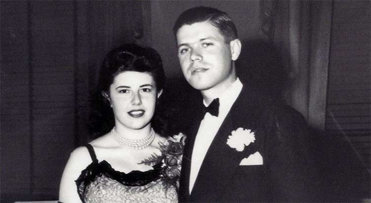 Louise and Walter Sommers celebrate 70th wedding anniversary