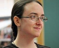 Student Rabbi Kylynn Perdue-Bronson served UHC during 2017-18