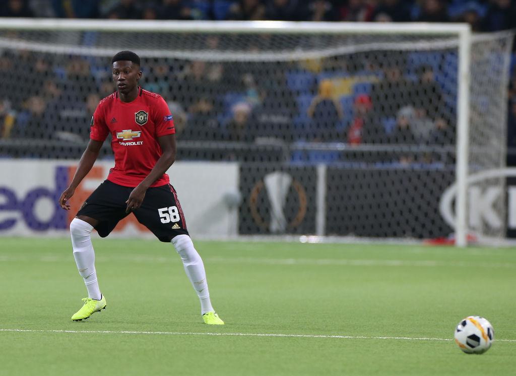 United supporters back unlucky Di'Shon Bernard - United In Focus