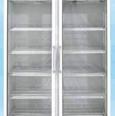 Visi Cooler Cold Drink Chiller double door by Varioline Intercool