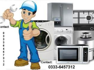 Home Appliances Repairing Expert at your door step