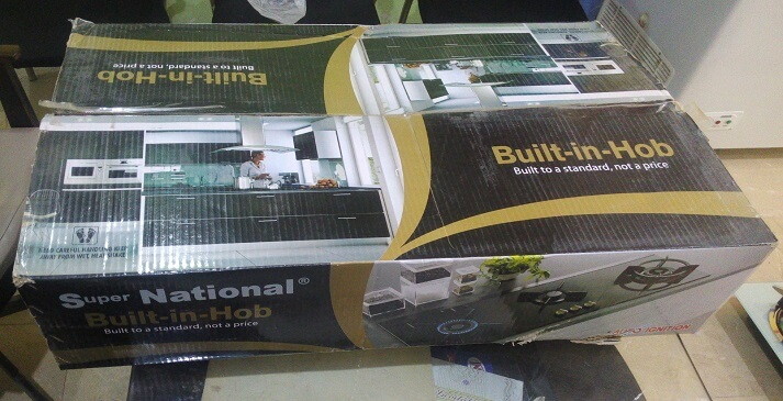 Kitchen Hob Glass Model By Super National