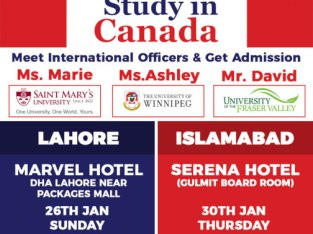 Expo- Study in Canada