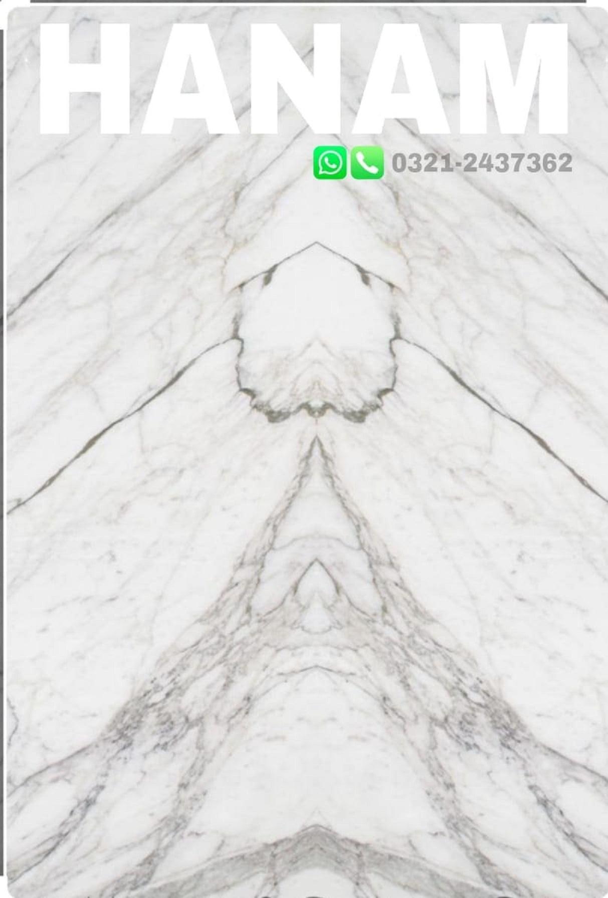 Diagnose White Marble
