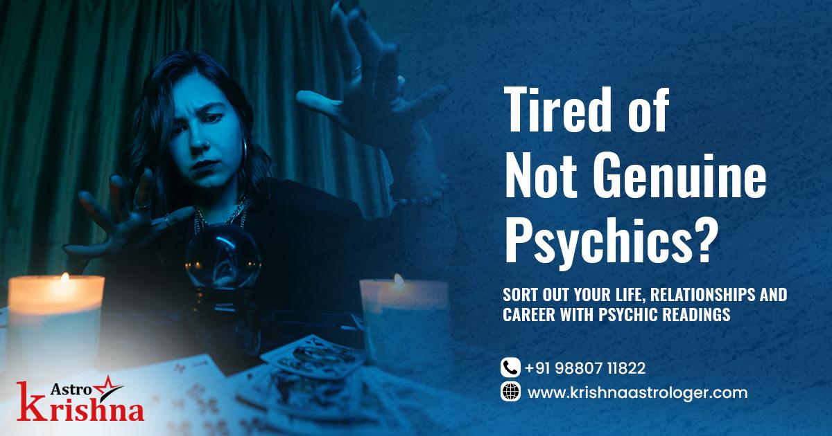 Best Psychic in USA – Krishnaastrologer.com