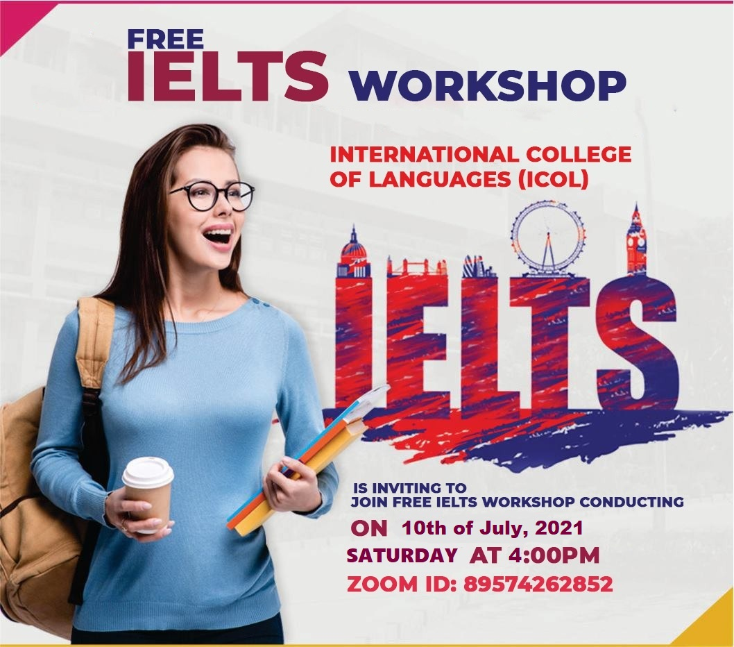 Free IELTS Workshop