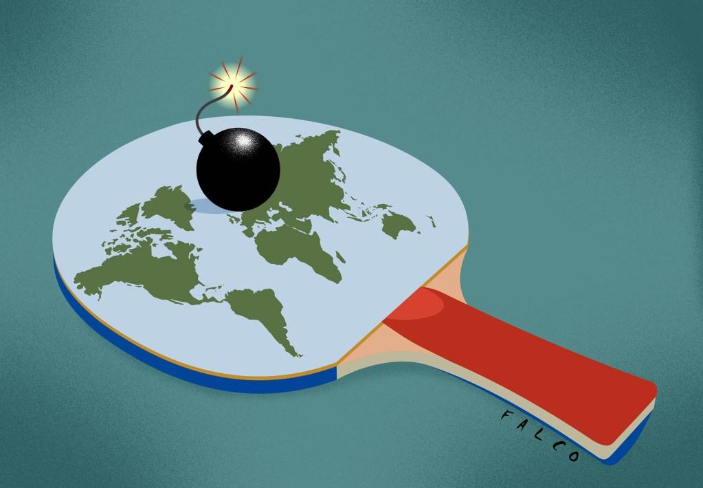 Terrorismo mundial