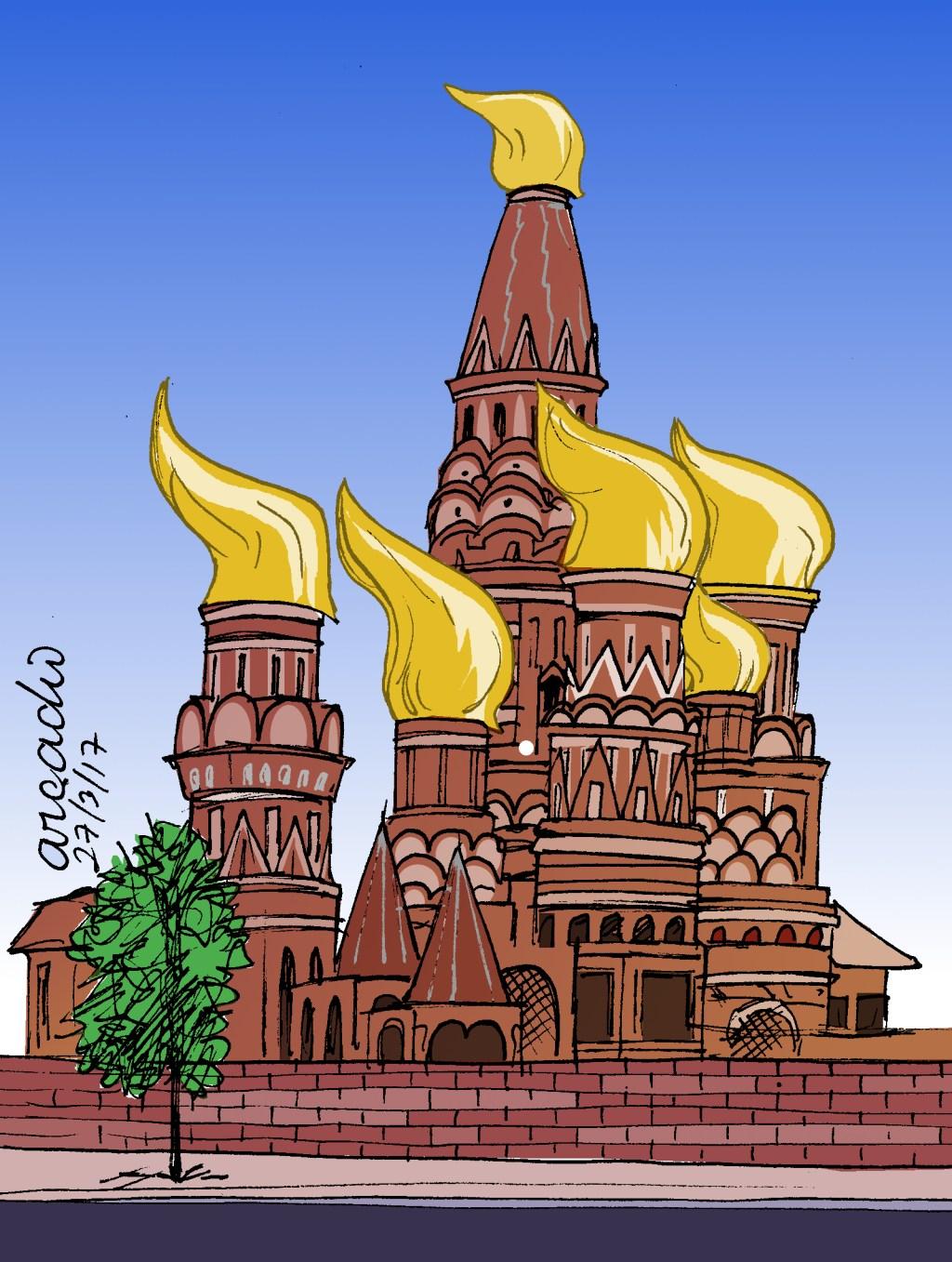 La Rusia de Trump
