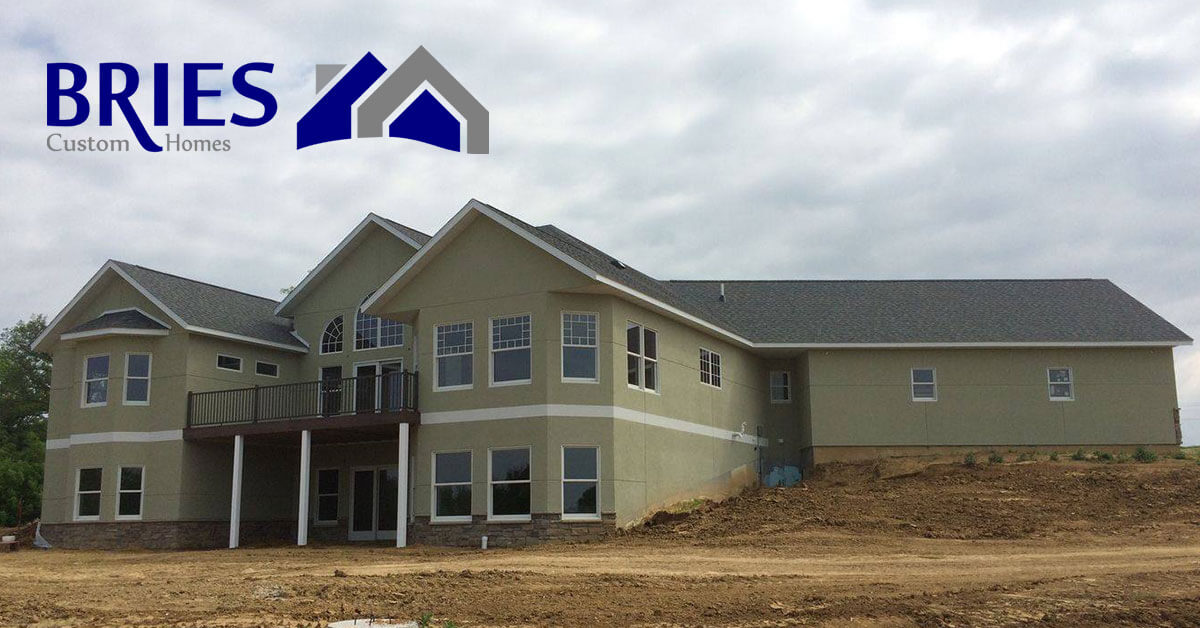 custom homes in Farmersburg, IA