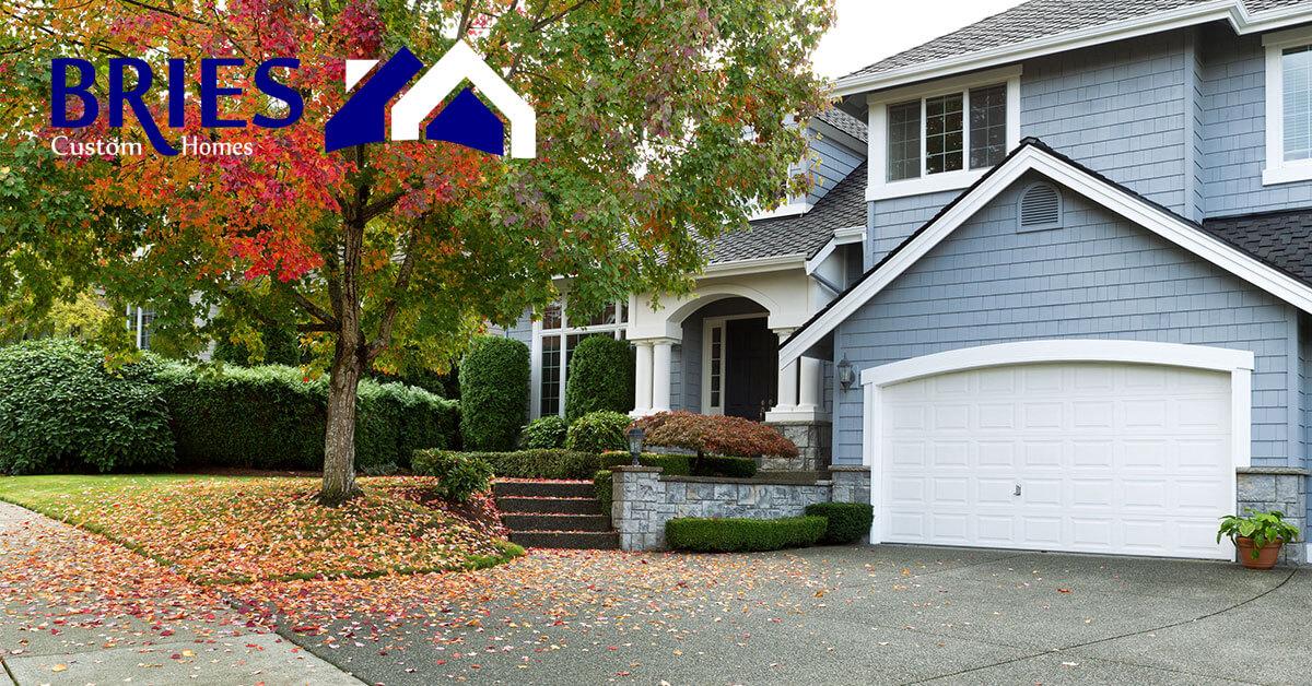 custom homes in Glen Haven, WI