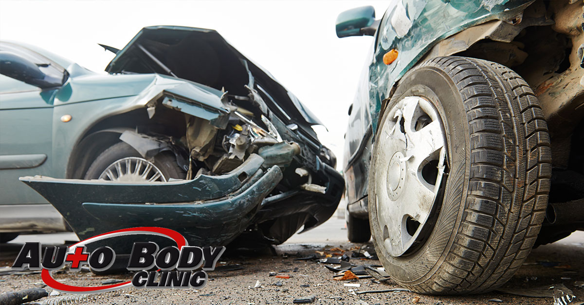 car body shop collision repair in Peabody, MA
