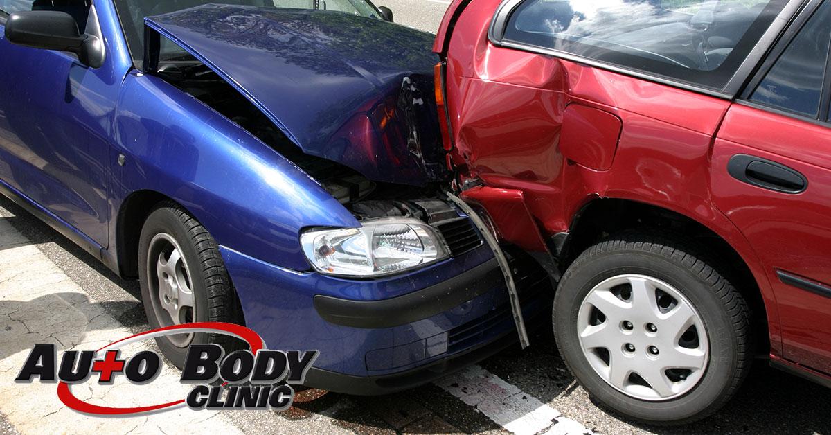 collision center auto body repair in Wilmington, MA
