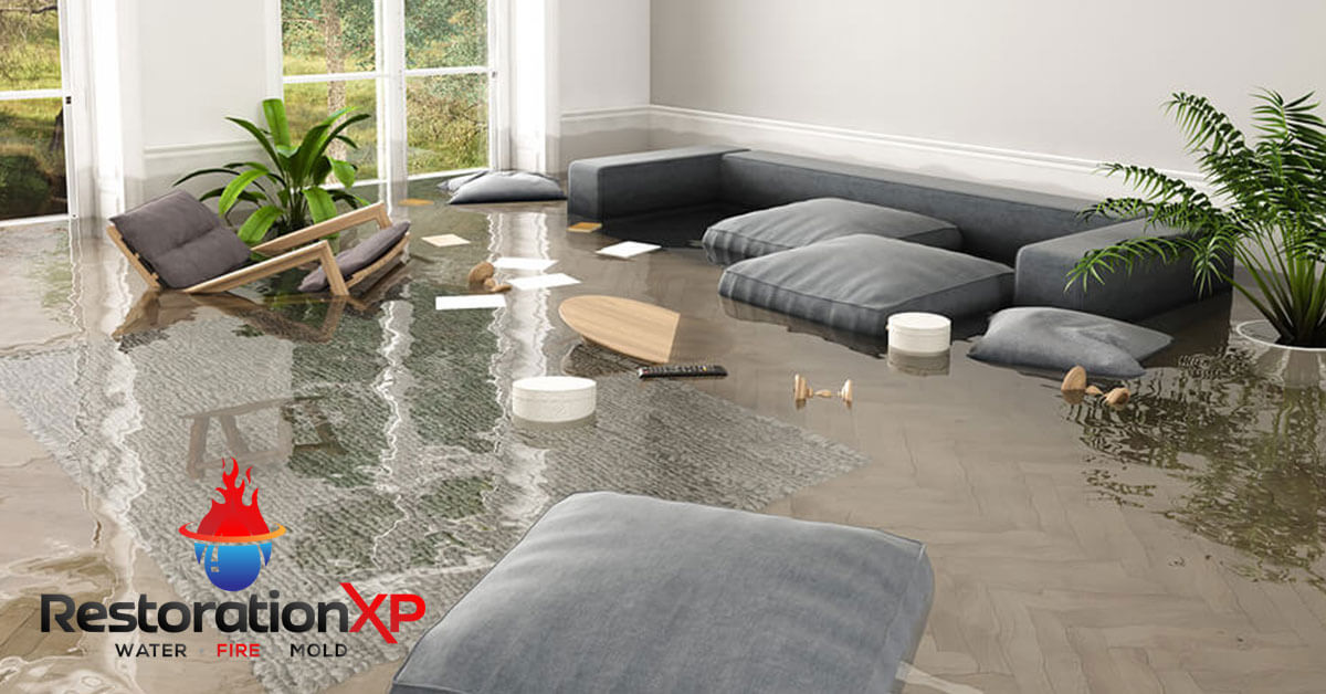 24/7 water damage remediation in Whitewright, TX