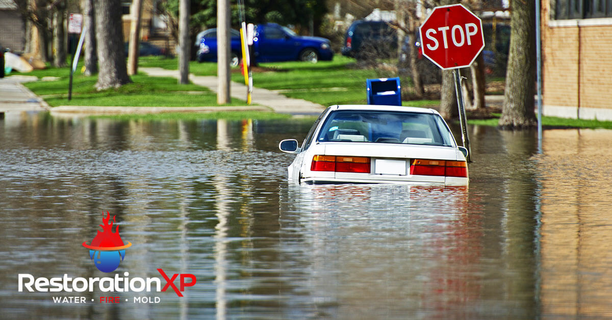 24/7 flood damage repair in Anna, TX